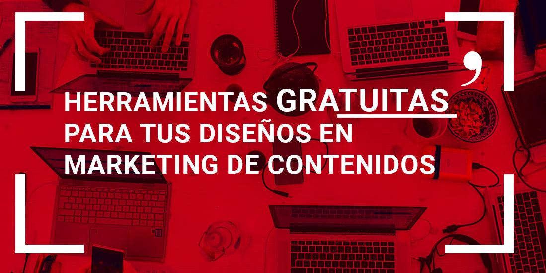 Herramientas Marketing Contenidos Diseno