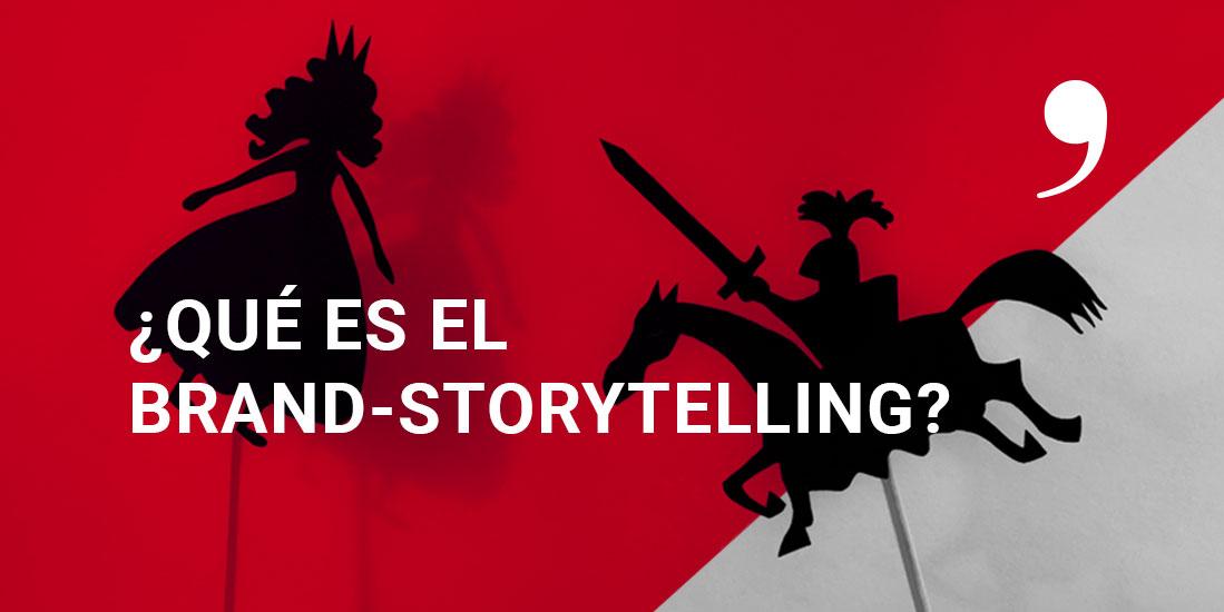 que es el brand-storytelling